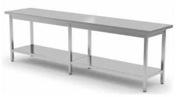 Werktafel 2600x700x900mm maatwerk
