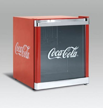 Wonderbaarlijk Koelkast Coca-Cola CoolCube | Professionele-koeling.nl GS-55