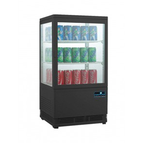 Catercool 58 ltr zwart