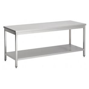 Werktafel 2000x600x850 demontabel