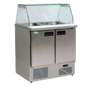 Frilixa Salad 2P Glastop